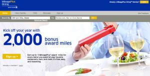 Mileage-Plus-Dining-Credit-Card-Rewards-Travel-Hacking