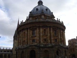 Radcliffe Camera, Oxford '09