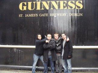 Good times in Dublin