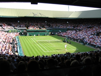 Wimbledon Centre Court (courtesy of Wikipedia)