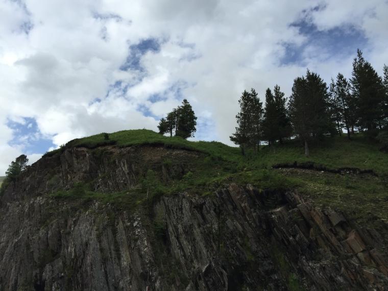 Highland Cliffs