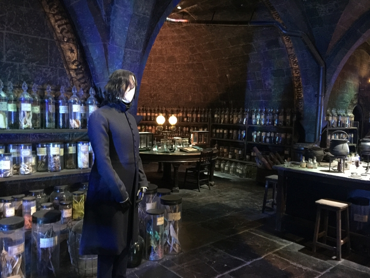 Potions with Snape