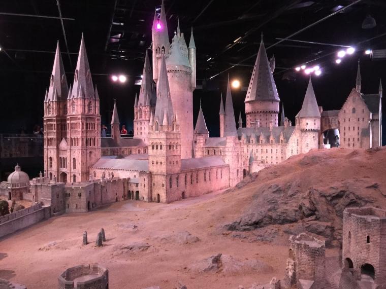 Hogwarts Replica