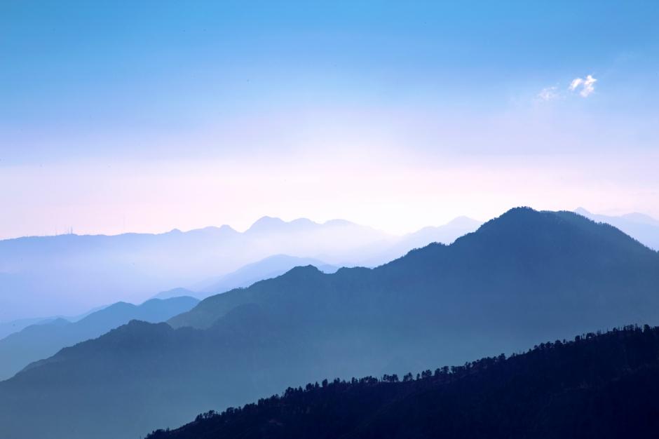 san-gabriel-silouette-sunset