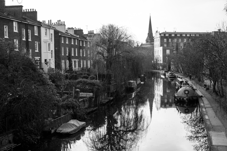 London-Camden-BW